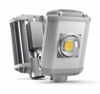 UniLED ECO-MS 50W, 5000лм, 5000К,  220VAC, IP65